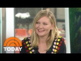 Kirsten Dunst  Talks 'The Beguiled,' Beyonce And Colin Farrell | TODAY