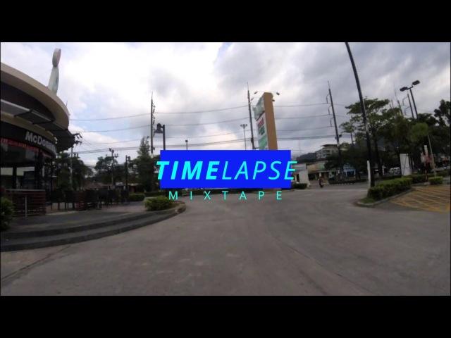 Timelapse mixtape Thailand Phuket. GoPro Session 2018