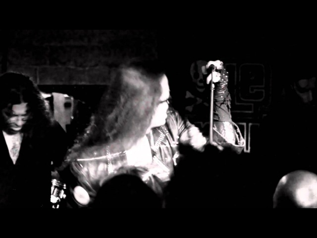 Soror Dolorosa - A Dead Yesterday - Official video, live @ Boucanier, Paris - Le Klub