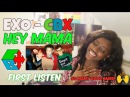 EXO-CBX (첸백시) - HEY MAMA FIRST LISTEN (ALL THESE FUNKY TUNES!!)
