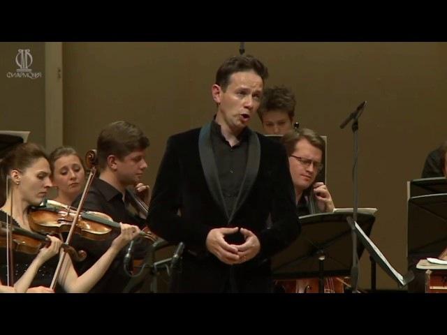 Cara sposa / Handel (from Rinaldo)