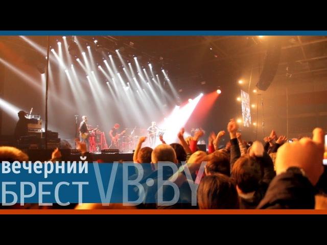 Юрий Шевчук и ДДТ в Бресте 19 11 2017 Просвистела