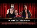 SBW Raw - The Joker vs Chris Jericho