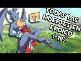 Todas las muertes en Eroico  18+   Hentai Game   Download link [MEGA] [Mediafire]