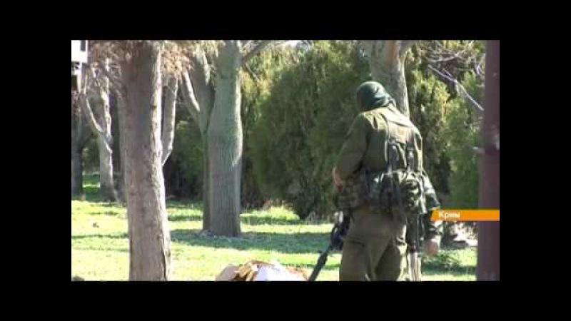 Российская оккупация Крыма: боевики захватывают новые военчасти, госпиталь и по...