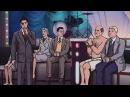 Арчер Archer сезон 8 8 8 Кубик в кубе Бяко Рекордс