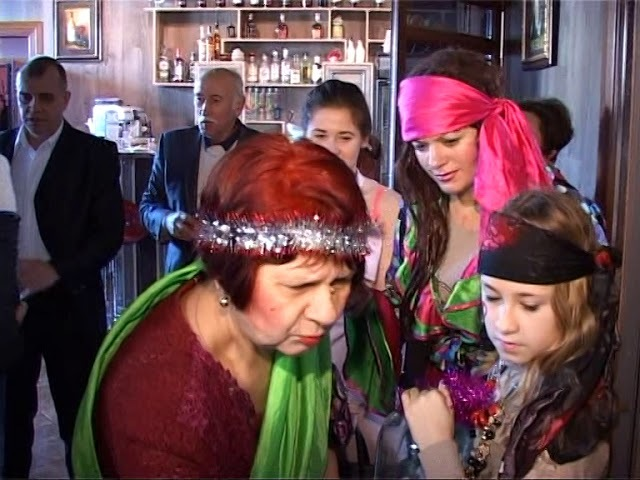 Свадьба Рябко встреча гостей 36мин