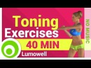Toning Exercises for Women at Home