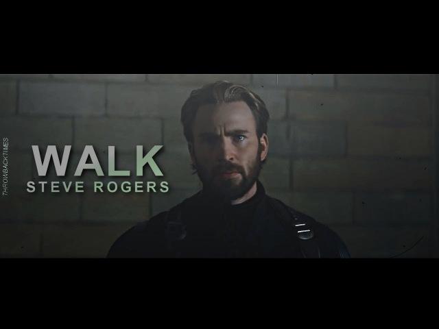 Walk; Steve Rogers
