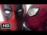 DEADPOOL 2  Trailer ft. Spiderman (2018)