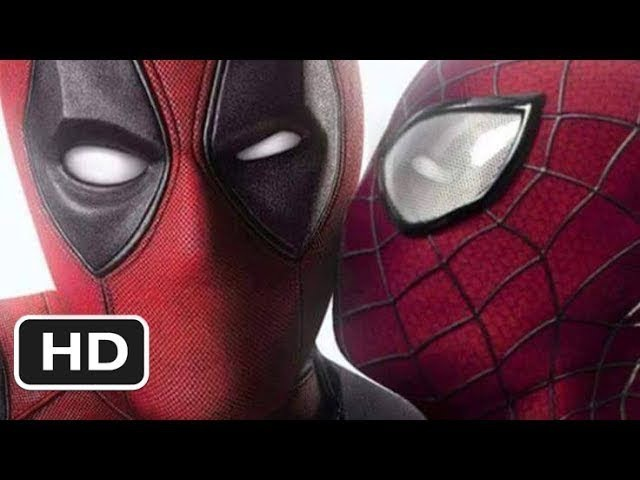 DEADPOOL 2 Trailer ft. Spiderman (2018)
