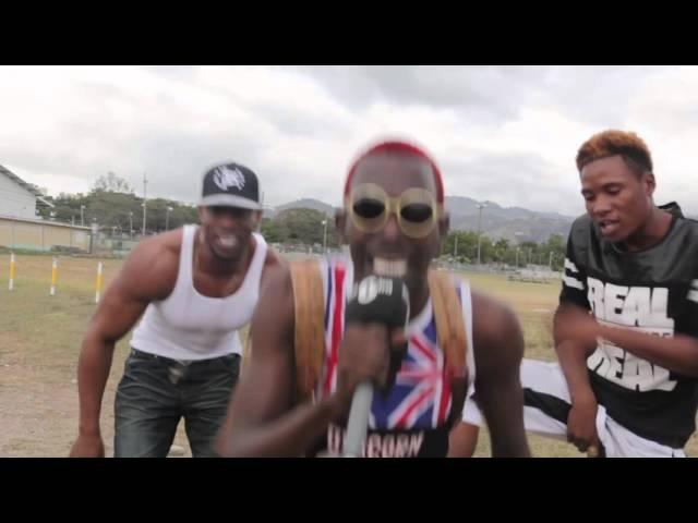 1Xtra in Jamaica - Tanto Blacks Freestyle for Seani B 2016