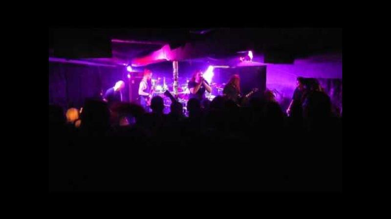 Embedded live in Osnabrück, Bastard Club 08.06.2015