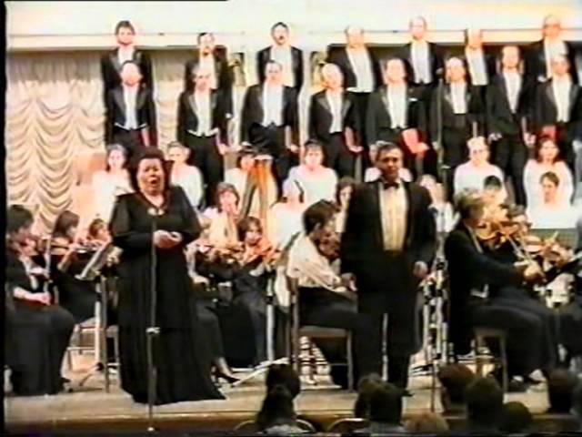 Radames Aida Vassily Gorshkov Novosibirsk opera