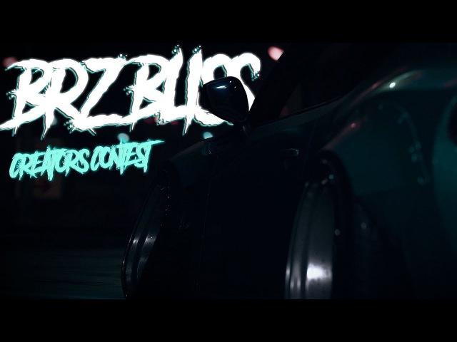 BRZ BLISS CROWNED NFS CREATORS CONTEST CINEMATIC 4K
