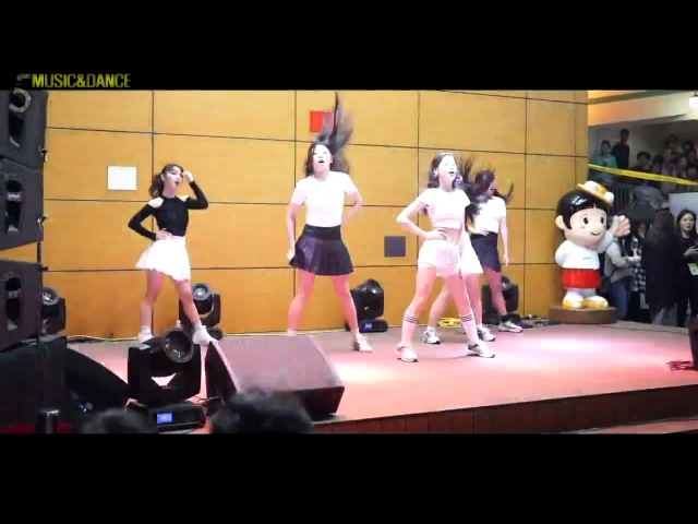 Predebut Yeojin (LOOΠΔ) Dancing to Pick Me Up and Bang Bang