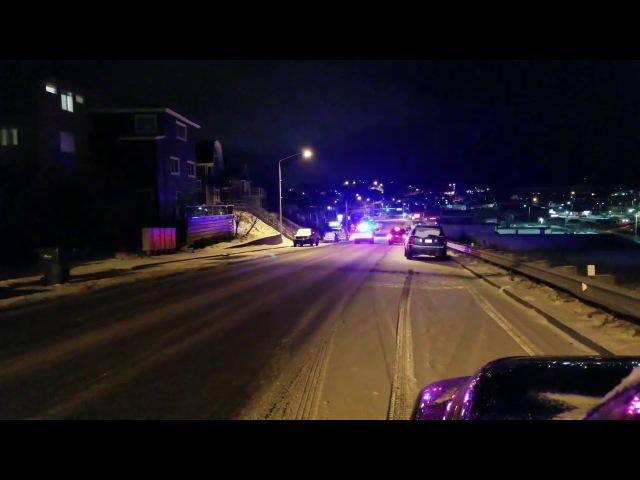 Tsunami Warning after 8.2 Earthquake in Kodiak, Alaska | Jan 23, 2018