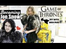 I was JON SNOW for a Day | Game of Thrones