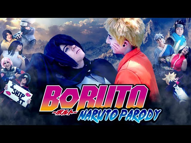 TOTALLY NOT GAY! BORUTO (Cosplay Parody) 2017 Update - EP1