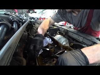 Тойота Центр Люберцы. Мотор 2AZ-FE. RAV-4. Camry. Замена прокладки клапанной крышки.