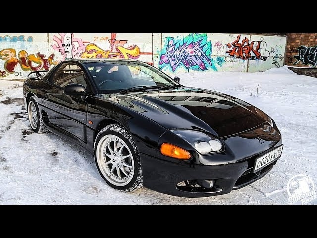 СПОРТКАР по ЦЕНЕ ПРИОРЫ на V6 !! Mitsubishi GTO
