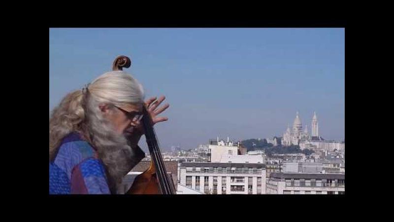Telemann Viola da gamba Fantasia n°5 - Jérôme Chaboseau