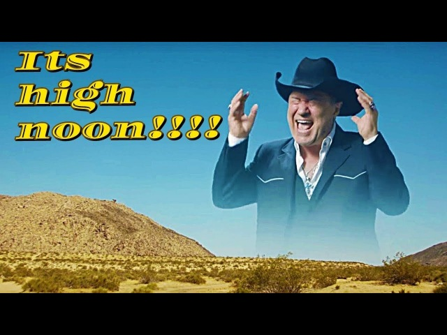 Its high noon!