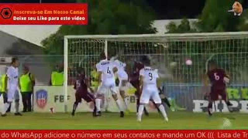 Veja o gol de Pedro Botelho no jogo Jacuipense 0 x 1 Vitória