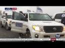 Патруль ОБСЕ попал под обстрел на территории ОРДЛО