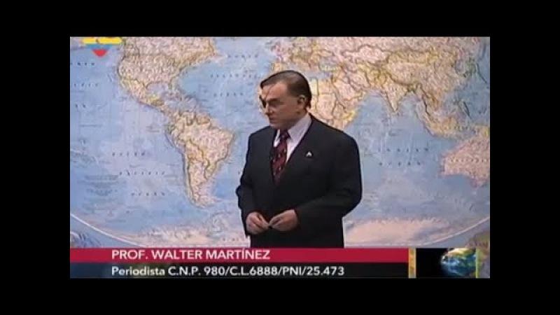 (Vídeo) Dossier con Walter Martínez del día Viernes, 16 de Febrero de 2018