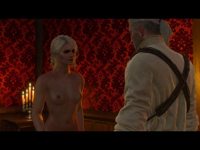 The Witcher 3 Ciri Brothel