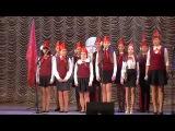 Поздравление пионеров   Пионерские песни   Концерт в честь 100 -летия  Революции  в ...
