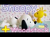 BISCUIT Snoopy + Woodstock