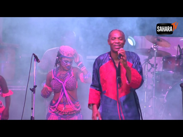 AFROBEATS Femi Kuti Performs At The 2017 Felabration Festival