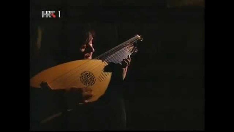 Edin Karamazov (Lute) plays Carlo Domeniconi -- Koyunbaba (Op.19 Moderato)