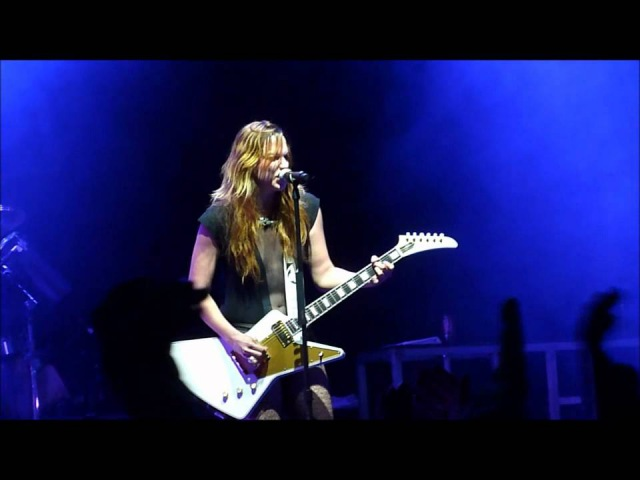 Halestorm - Mz. Hyde (at the Tyson Events Center in Sioux City, IA)