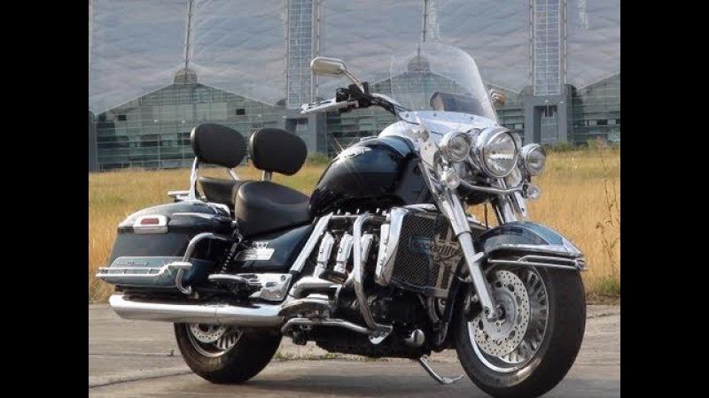 Big Motorbike Triumph Rocket 3 Touring Aufbau Anbau Teile Parts Rocket III Designs Custom 2300 ccm