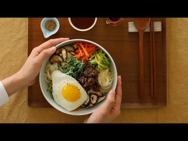 ENG CC 윤식당2 인기메뉴 외국인도 사로잡은 불고기비빔밥 Bulgogi