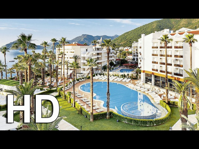 Ideal Prime Beach Hotel, Marmaris, Türkei