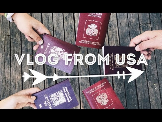 Video diary || first vlog || USA, Stanton Home