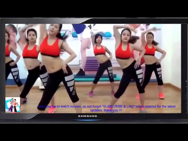 Aerobics - lose fat belly fast - how to lose weight - zumba 20 minutes at home - workout