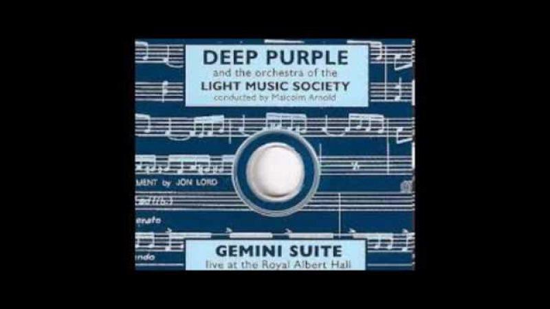 Deep Purple - Gemini Suite Live (Remastered) 1970