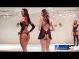 Showroom Fruit de la Passion luxury lingerie Collection Spring Summer Fashion Show 2017