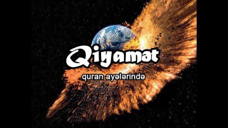 Qiyamət günü Quran ayələrində