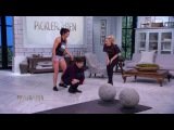 Strong Woman Jackie Wood Lifts Kellie and Ben! - Pickler &amp Ben