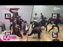 Stray Kids 선공개 시 선 압 도 JYP vs YG @ 댄스 배틀 171128 EP 7