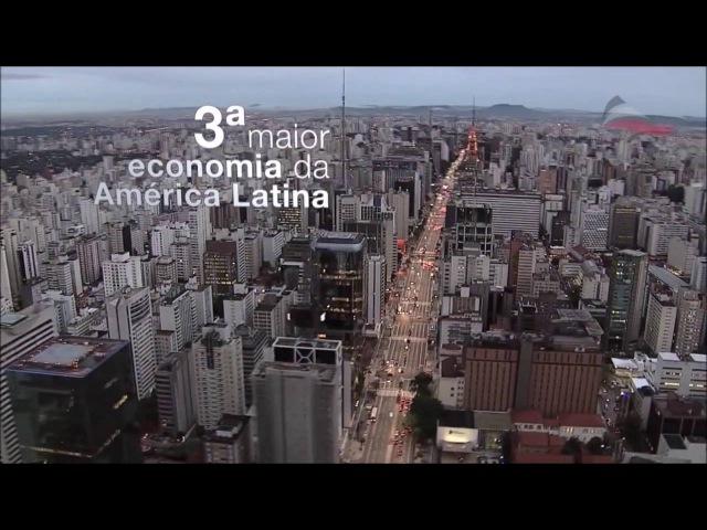 Sampadeus: São Paulo pode se tornar um país, se decidir deixar o Brasil no referendo de outubro