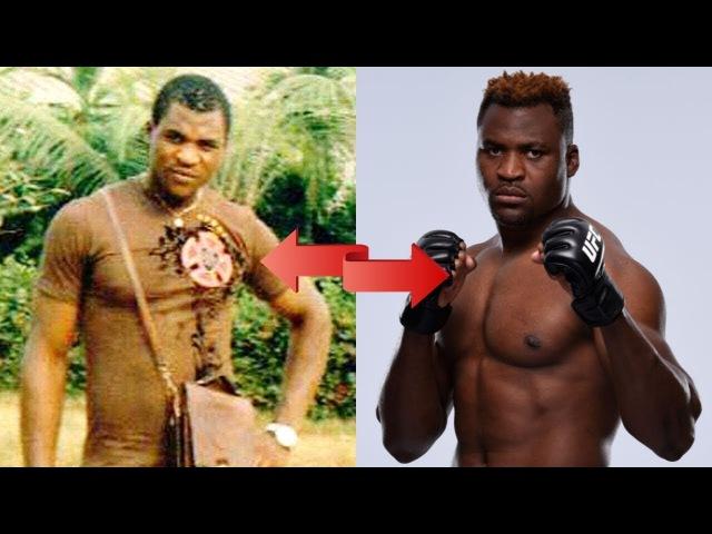 Francis Ngannou, o ex-morador de rua que virou lutador do UFC