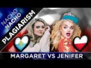 PLAGIARISM - Margaret / Jenifer Brening Cool Me Down / Party Shore