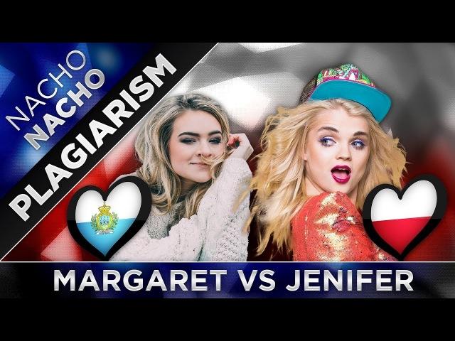 PLAGIARISM - Margaret / Jenifer Brening | Cool Me Down / Party Shore